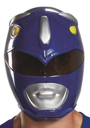 Click Here to buy Adult Power Rangers Blue Ranger Mask from HalloweenCostumes, CDN Funds