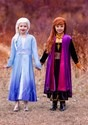 Frozen 2 Elsa Prestige Costume for Girls alt2