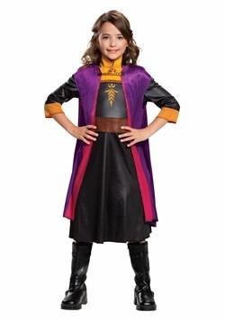 Frozen 2 Girls Anna Classic Costume
