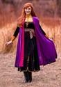 Disney Frozen 2 Deluxe Anna Women's Costume alt1