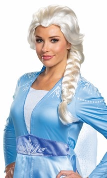 Frozen 2 Adult Elsa Wig