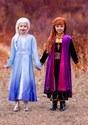 Anna Frozen 2 Girls Wig alt3
