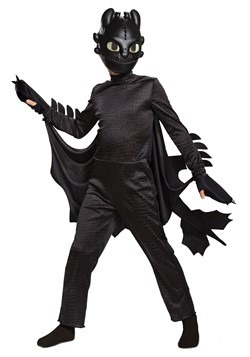 How to Train Your Dragon Child Toothless Deluxe Co