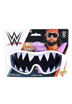 WWE Macho Man Teeth Sunglasses