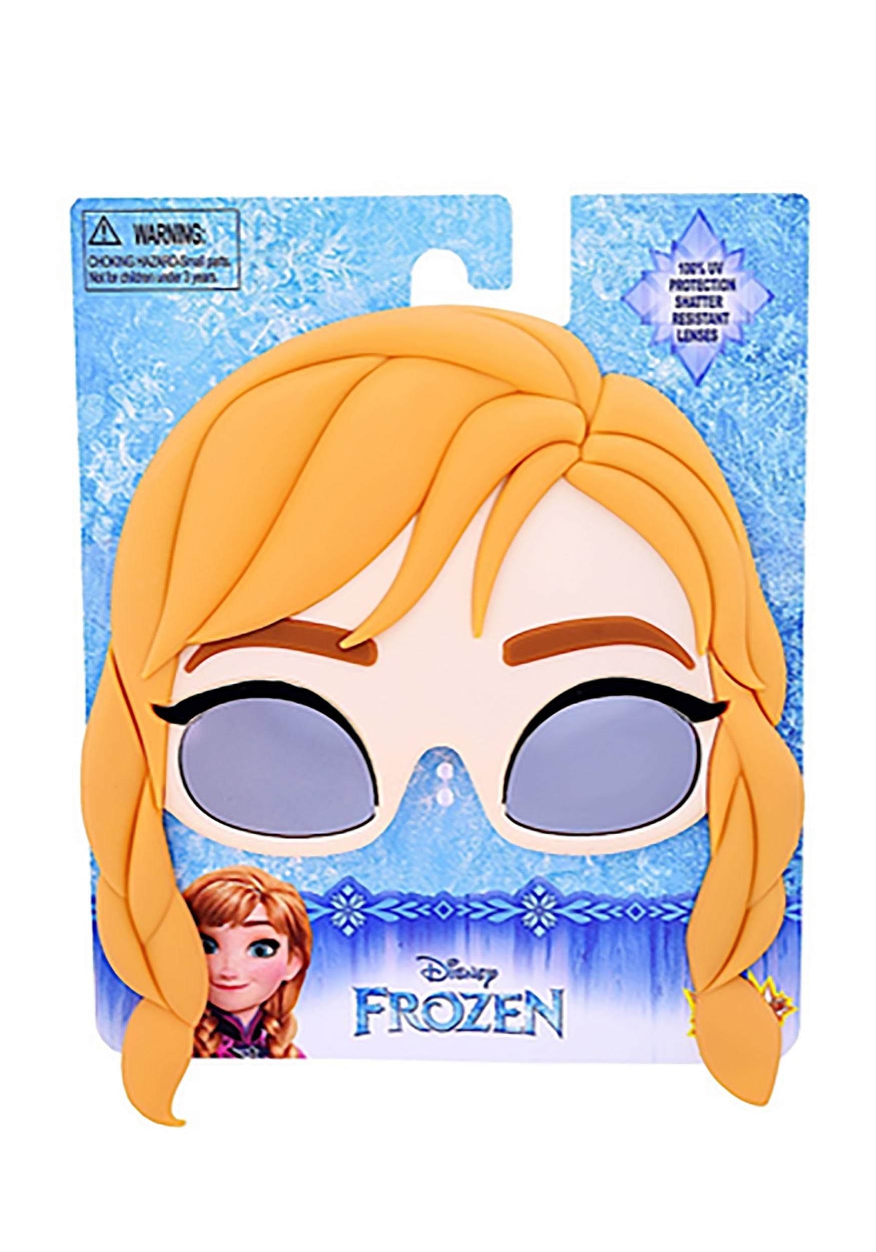 Anna Glasses Frozen
