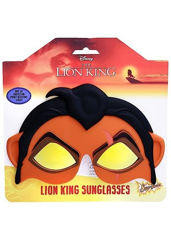 Lion King Scar Glasses