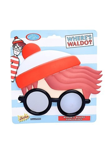 Where's Waldo Glasses