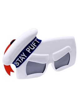 Ghostbusters Stay Puft Sunglasses