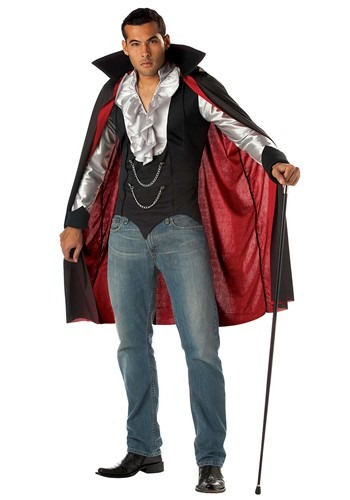 Click Here to buy Very Cool Vampire Mens Costume from HalloweenCostumes, CDN Funds