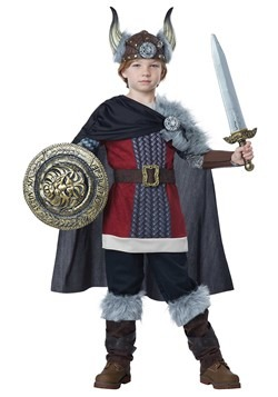 Boy's Venturous Viking Costume