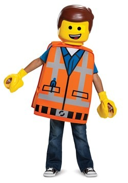 Lego Movie 2 Toddler Emmet Basic Costume