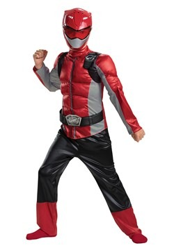 Power Rangers Beast Morphers Child Red Ranger Clas