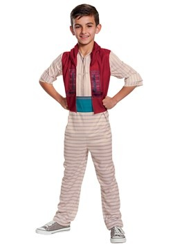 Aladdin Live Action Boys Toddler Aladdin Costume