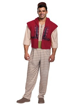 Aladdin Live Action Mens Aladdin Costume