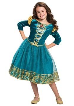 Brave Girls Merida Classic Costume