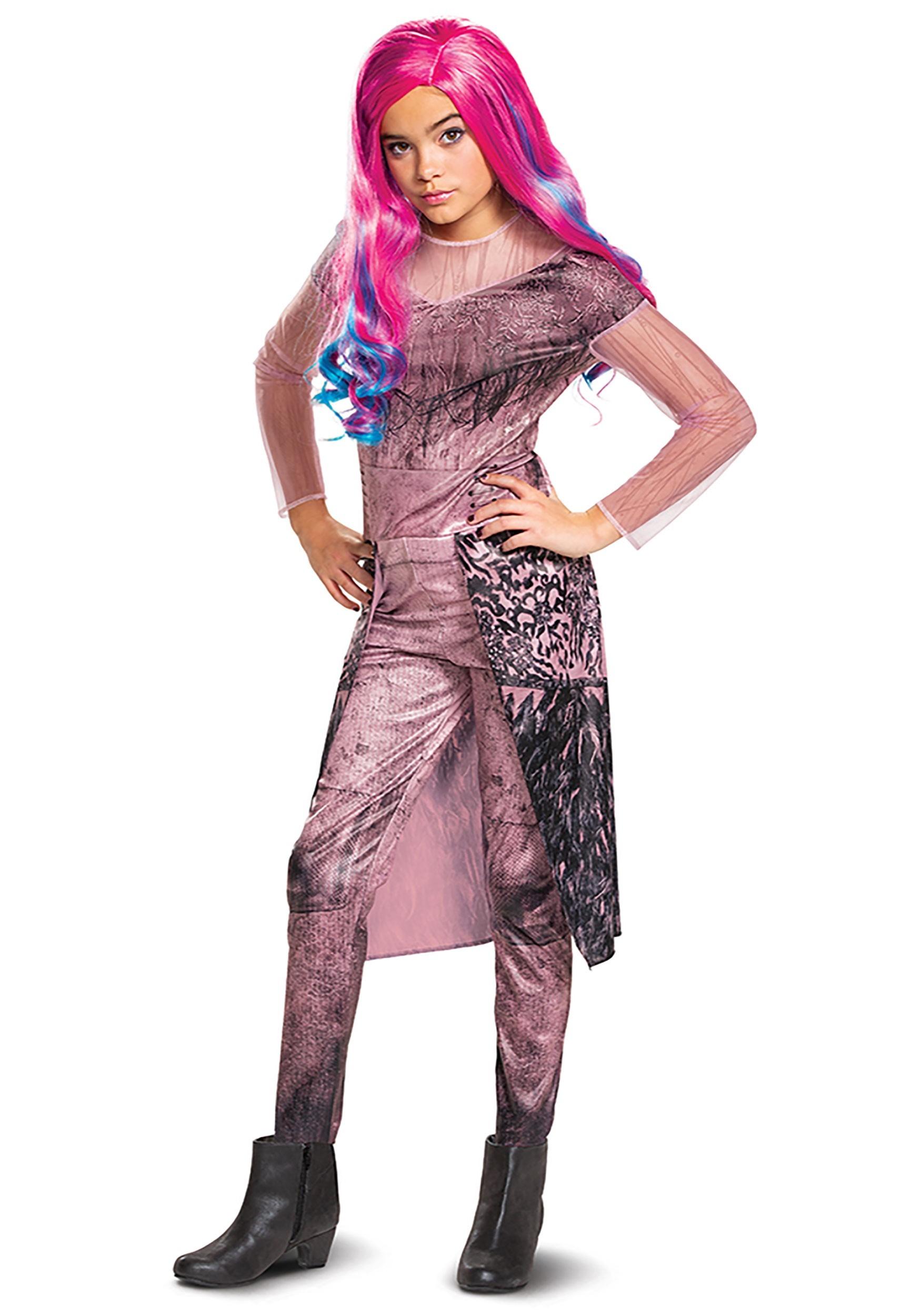 Audrey Descendants 3 Girls Classic Costume