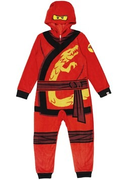 Ninjago Kai Child Union Suit