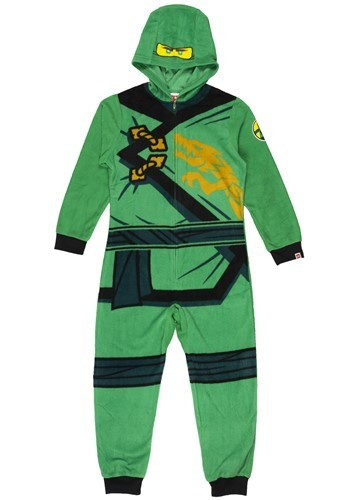 Ninjago Lloyd Child Union Suit