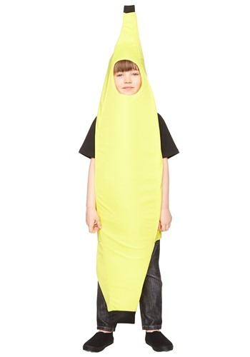 Child Banana Costume