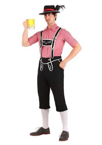 Mr. Oktoberfest Costume Men's 1
