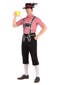 Mr. Oktoberfest Costume Men's 1