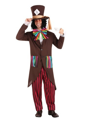 Men's Mad Hatter Costume-Update 1
