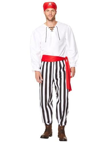 The Mens Pirate Costume