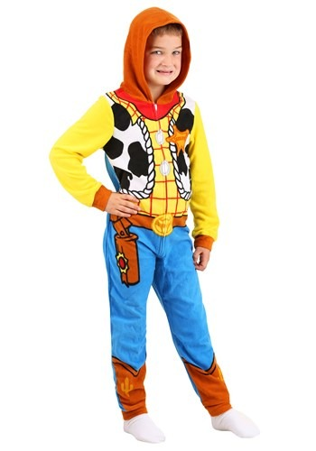 Toy Story Boys Woody Union Suit