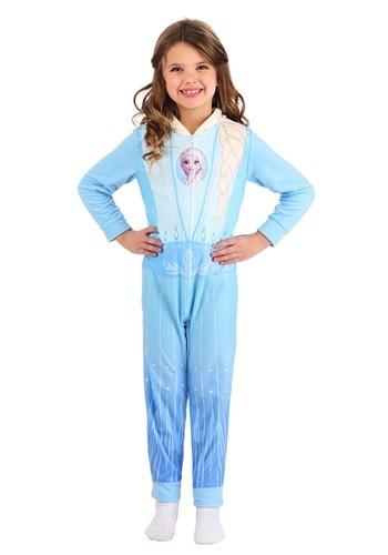 Girls Frozen Elsa Union Suit