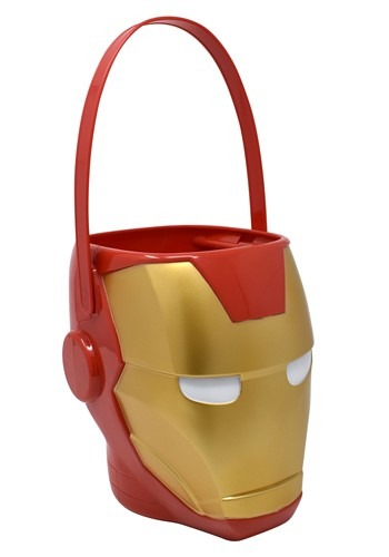 Iron Man Bucket Treat Bag