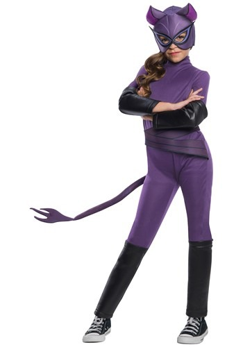 Catwoman Deluxe Child Costume