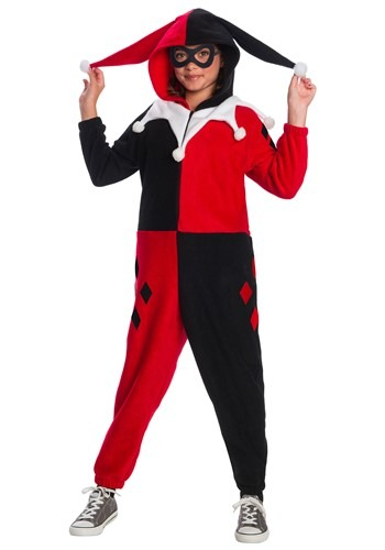 Harley Quinn Child Onesie
