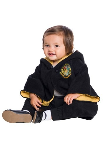 Click Here to buy Harry Potter Hogwarts Baby Robe from HalloweenCostumes, CDN Funds