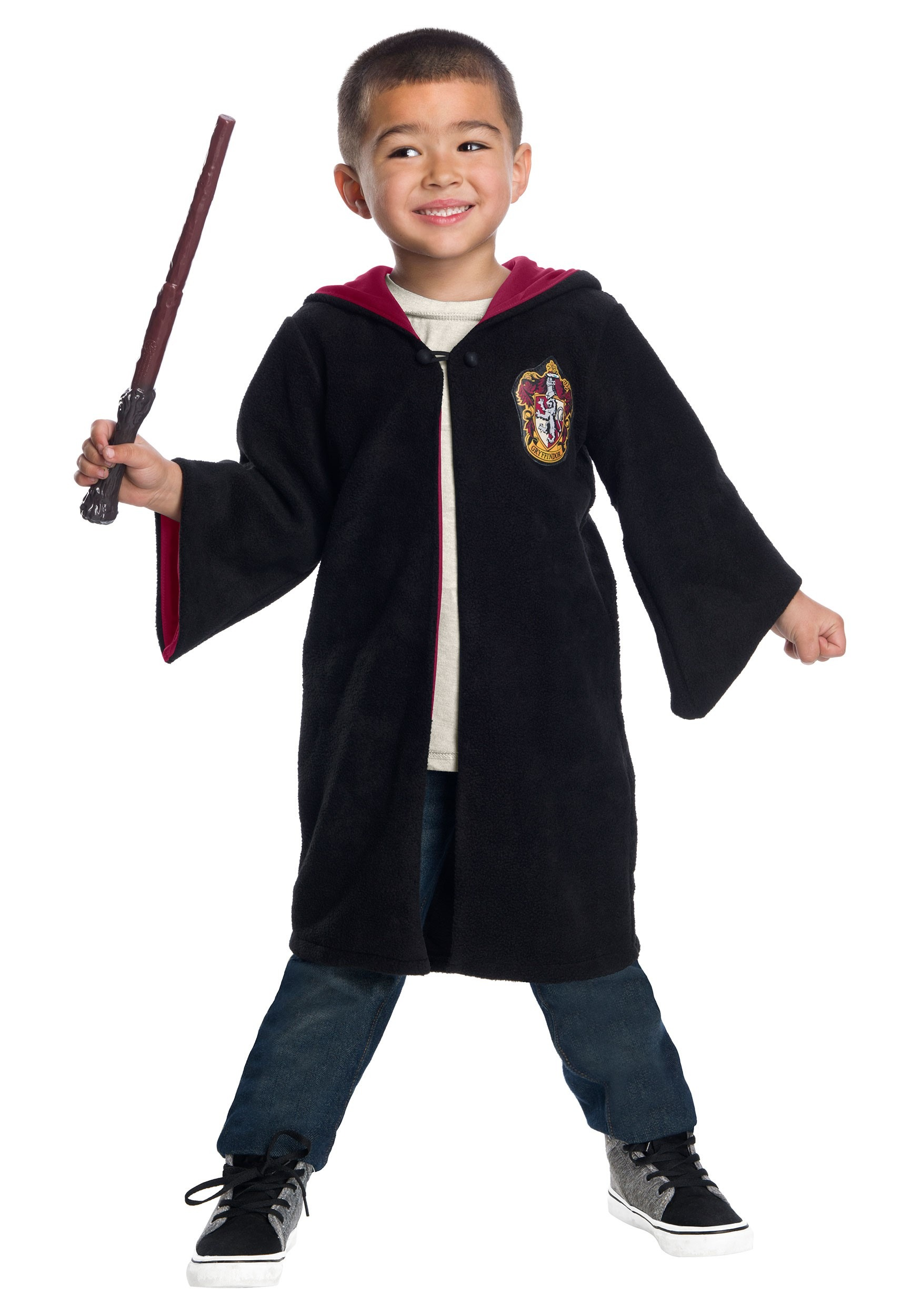 Harry Potter Gryffindor Toddler Cute Robe Costume