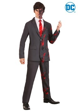 Harvey Dent Two Faced Suit