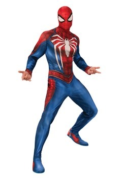 Spider-Man Gamer Verse Adult Costume