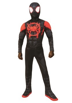 Spider-Man Miles Morales Deluxe Child Costume