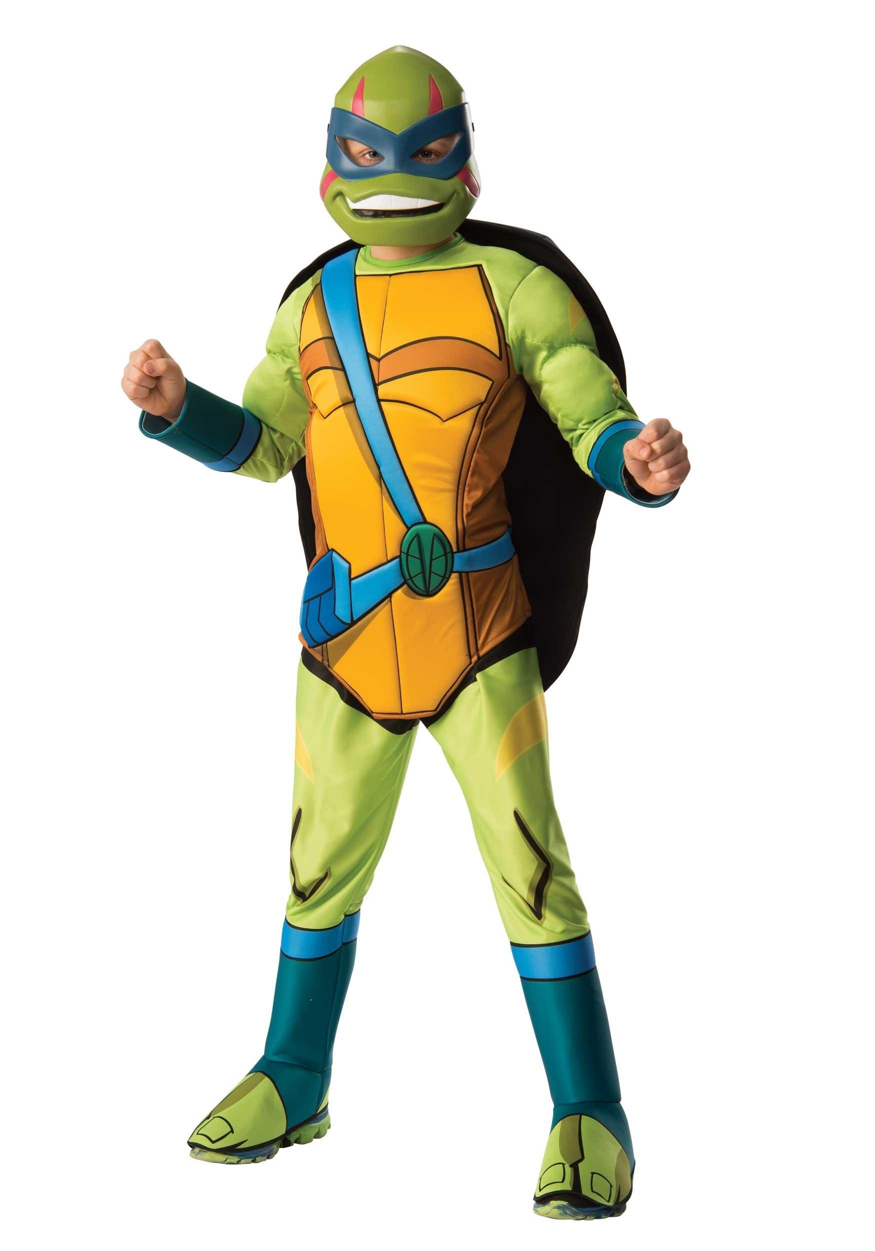 Child TMNT Teenage Mutant Ninja Turtles Leonardo Katana Costume Accessory Sword