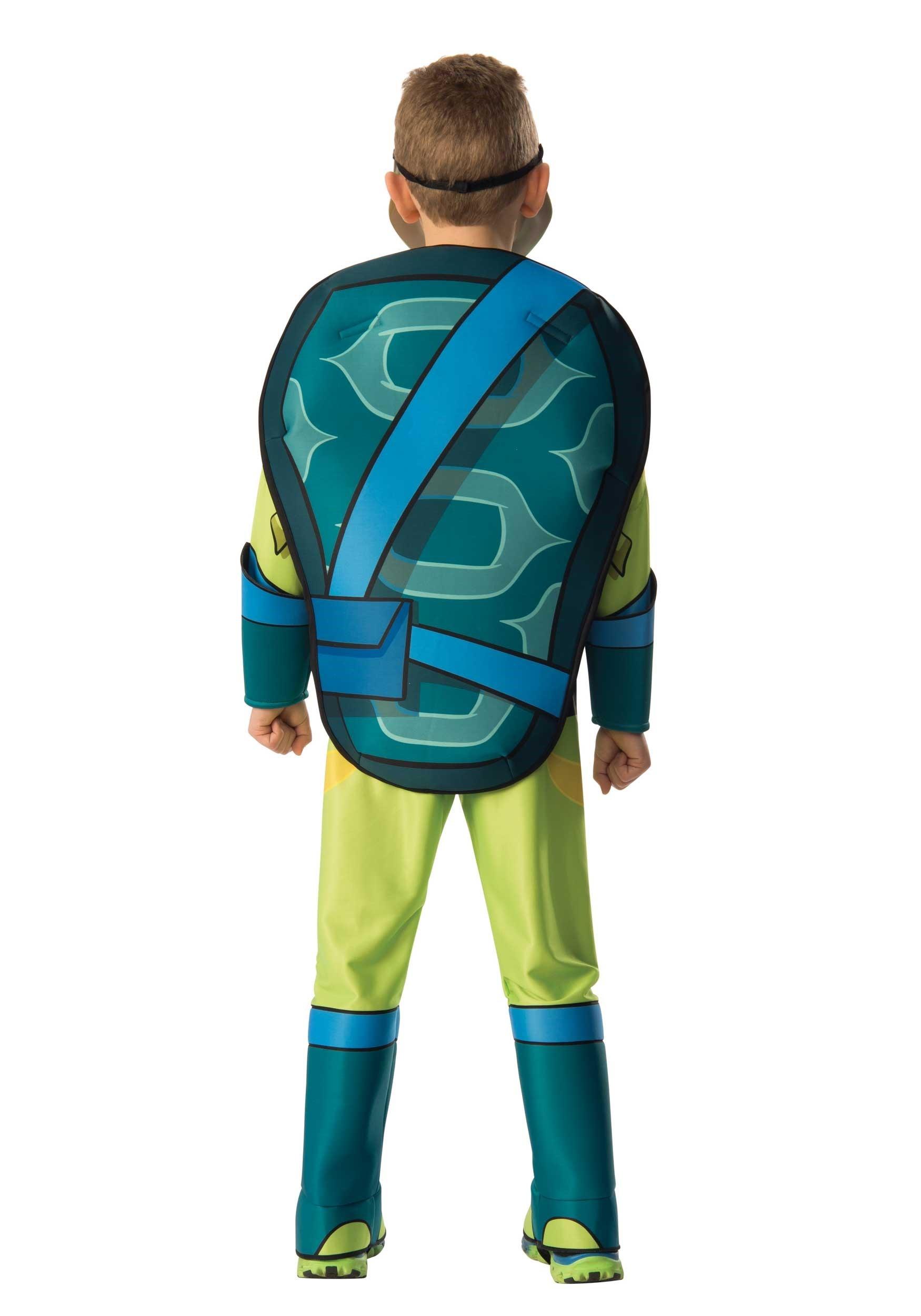 Teenage Mutant Ninja Turtles Costume Deluxe Leo