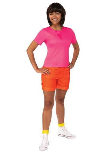 Dora the Explorer Dora Deluxe Adult Costume