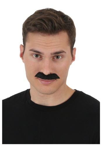Black Mario Mustache By: H.M. Smallwares for the 2015 Costume season.