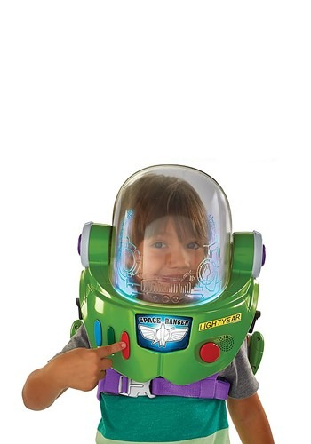 Click Here to buy Disney Toy Story 4 Buzz Lightyear Space Armor w/ Jetpack from HalloweenCostumes, CDN Funds