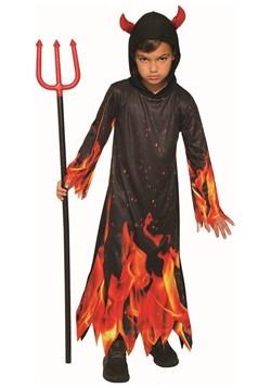 Boy's Devil Costume