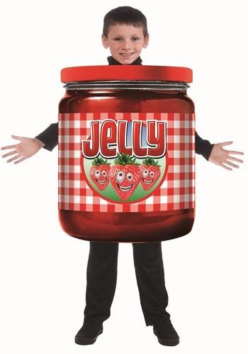 Costume Child Jelly Jar