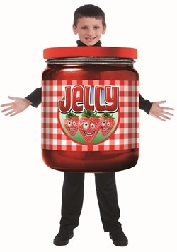 Child Jelly Jar Costume