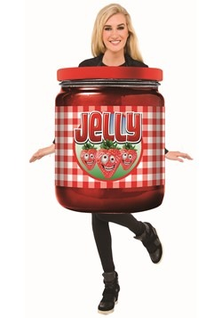 Adult Jelly Jar Costume