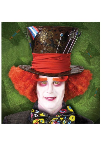 Mad Hatter Wig By: H.M. Smallwares for the 2015 Costume season.