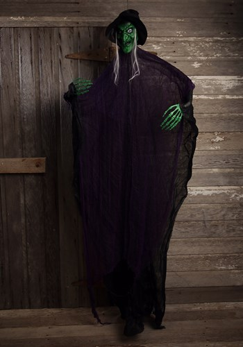 6Ft Witch Prop Halloween Decoration