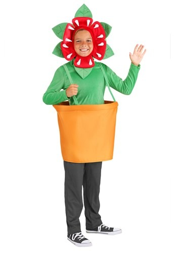 Kids Hungry Venus Fly Trap Costume
