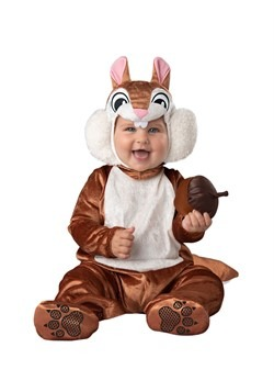 Infant Cheeky Chipmunk Costume